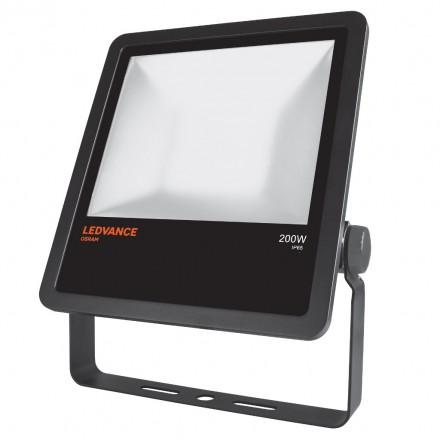 PROJECTEUR LED EXTERIEUR 200W 4000K NOIR 5001190