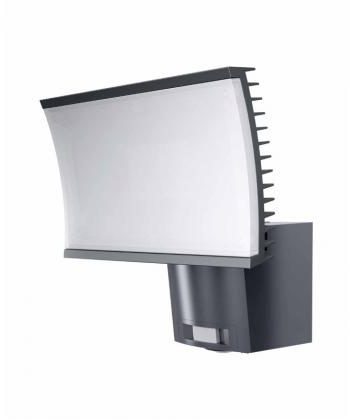 PROJECTEUR LED EXT AVEC DETECTEUR FLOODLIGHT 40W GRIS 9905610