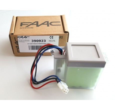 KIT BATTERIES DE SECOURS XBAT FAAC 390923