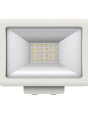 Projecteur LED 20W blanc. IP65. 1500 lm. 5000 K. IRC 80, IK 04
